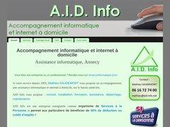 Détails : Accompagnement informatique à domicile