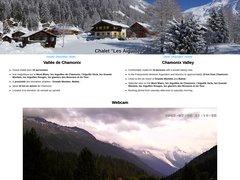 Détails : Chalet 8 personnes à louer Vallée de Chamonix