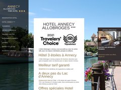 Hotel Annecy Allobroges Park Hotel