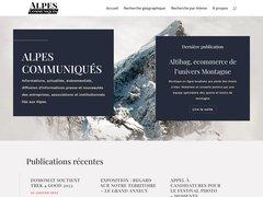 Détails : Alpes Presse