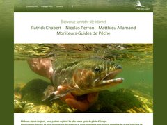 Détails : Peche à la mouche en Rhone-Alpes