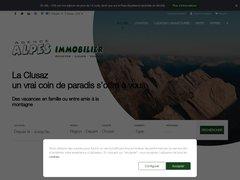 Détails : Alpes Immobilier La Clusaz