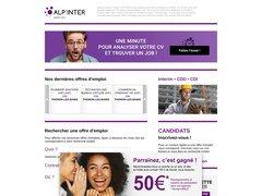 Détails : Alp'Inter Agence intérim Thonon et Annecy