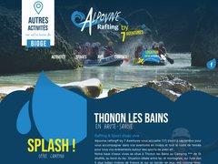 Détails : Alpo Vive Rafting