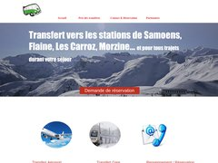 Alps Transfert / Grand-Massif - Samoens - Morillon - Les Carroz - Flaine