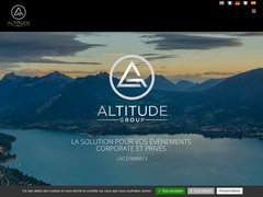 Détails : Altitude Group : Séminaire et évènementiel au lac d'Annecy