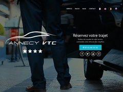 Annecy VTC, Transferts en Haute-Savoie et Suisse