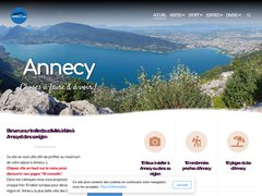 Détails : Appartement meublé à louer à Annecy