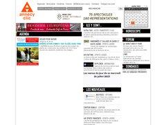 Détails : Annecyclic.com - Le site internet des anneciens