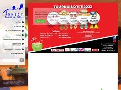 Détails : Annecy Tennis de Table