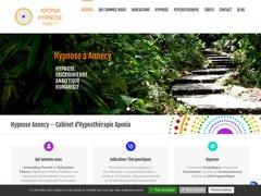 Détails : HYPNOSE ANNECY - Cabinet d'Hypnothérapie Aponia