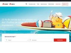 Détails : AREA Trafic en temps réel réseau autoroutier Haute-Savoie