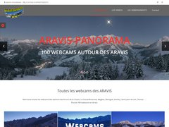 Détails : Panoramas des Aravis