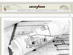 Détails : Archi-vision - Thermographie batiment