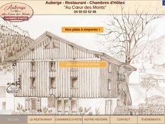Détails : Auberge Entremont