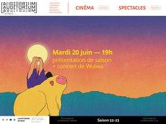 Détails : Auditorium de Seynod