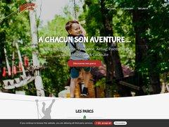 Détails : Aventure-parc Les Gets