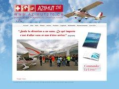 Azimut 270 - Tour du monde en avion léger