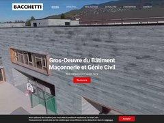 Détails : Bacchetti maçonnerie en Haute Savoie 74