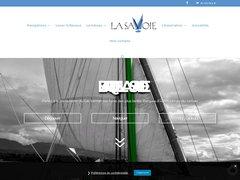 Détails : Barque la savoie, un grand voilier de patrimoine