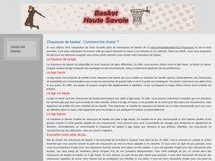Détails : Comité Départemental de Basket de Haute-Savoie