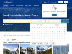 Détails : Hotel haute-Savoie sans étoile