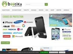 Détails : Coque iPhone et Coque Samsung batterie intégrée - Bootika