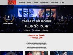 Le Cabaret du Monde - Bonneville