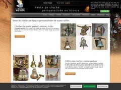 Détails : Campanuna vente de cloches Groupe Paccard