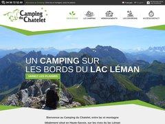 Détails : Camping Le Châtelet *** à Sciez