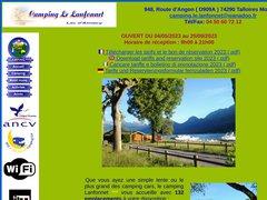 Détails : Camping Le Lanfonnet