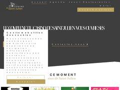 Détails : Casino de Saint-Julien en Genevois