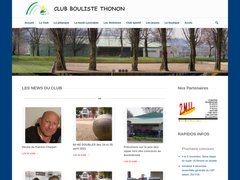 Détails : Club Bouliste de Thonon