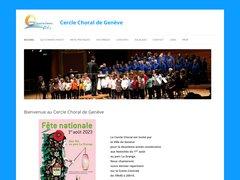 Détails : Un choeur transfrontalier : Le Cercle Choral