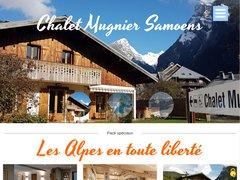 Détails : Chalet Mugnier