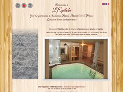 Détails : L'Epilobe - Chambre d'hôtes de charme à Samoëns
