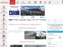Détails : Webcam Chamonix