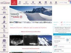Webcam Chamonix