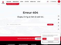 Détails : Webcam de Champagny en Vanoise