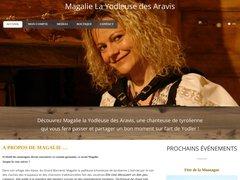 Détails : Magalie la yodleuse des Aravis