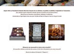 Détails : Chocolats Morand
