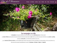 Détails : Chambres d'hôtes montpellier languedoc - Clos de l'herminier