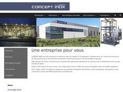 Détails : Concept Inox