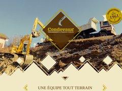 Détails : Condevaux Terrassement en Haute Savoie (74)