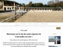 Détails : Centre equestre poney club Courseulles/mer