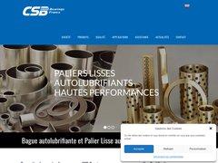 Détails : CSB Bearings France