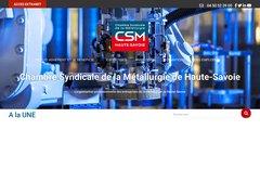 Détails : Organisation professionnelle des entreprises de la Métallurgie de Haute-Savoie
