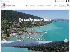 Détails : Cercle de voile de Sevrier Lac Annecy