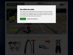 Détails : Cycles et Sports : La boutique du vélo
