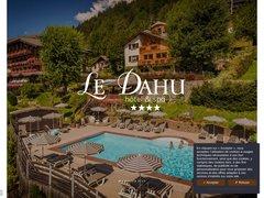 Détails : Hôtel Chalet de Tradition Le Dahu *** - Morzine